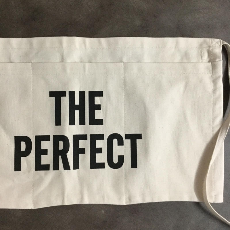 "DRESSSEN  LW20 LOWER WALL APRON  ""THE PERFECT""(腰巻きエプロンです)"
