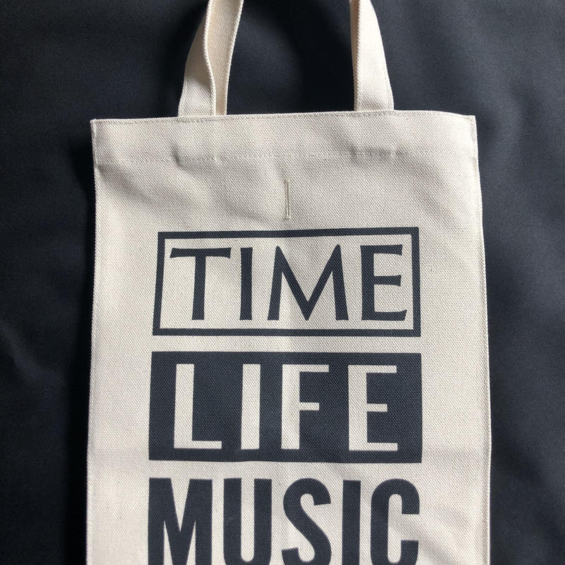 🔴新発売 MARKET BAG MBAS3  (SMALL)  TIME LIFE MUSIC
