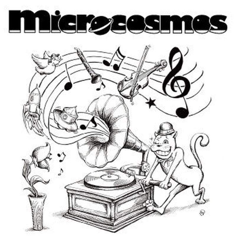"""microcosmos - """"3songs demo"""""""