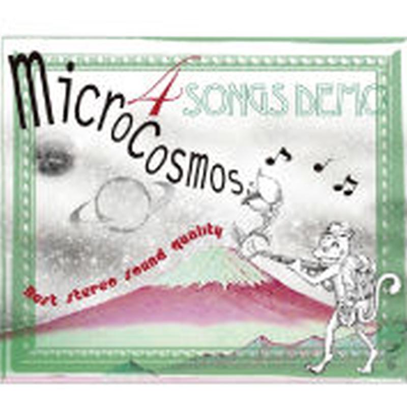 """microcosmos - """"4songs demo"""""""