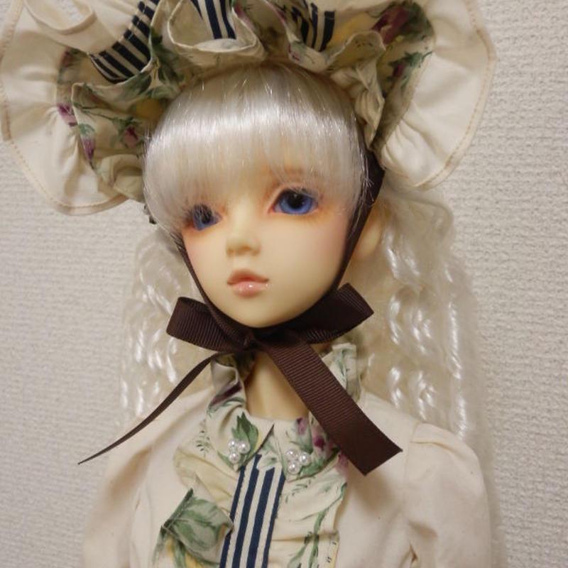 【SD/SD13】コルセット&ワンピースセット グリーン