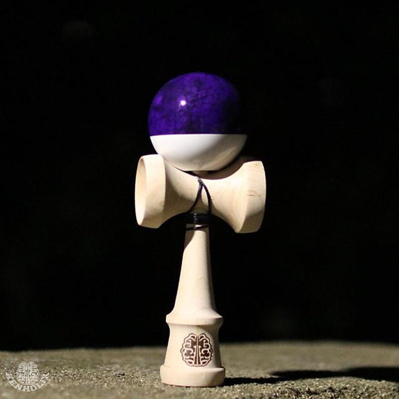 Grunge Marble Mono -GM Purple-
