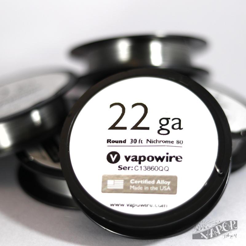 Nichrome80Wire by VapoWire