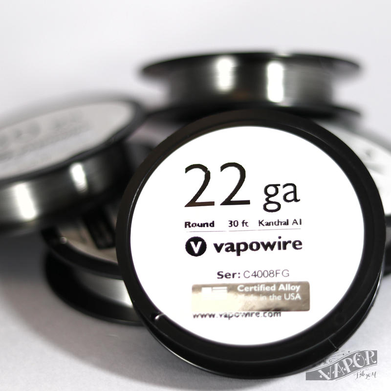 Kanthal Wire 20G-24G by VapoWire