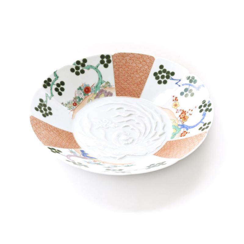 深川製磁 盛鉢