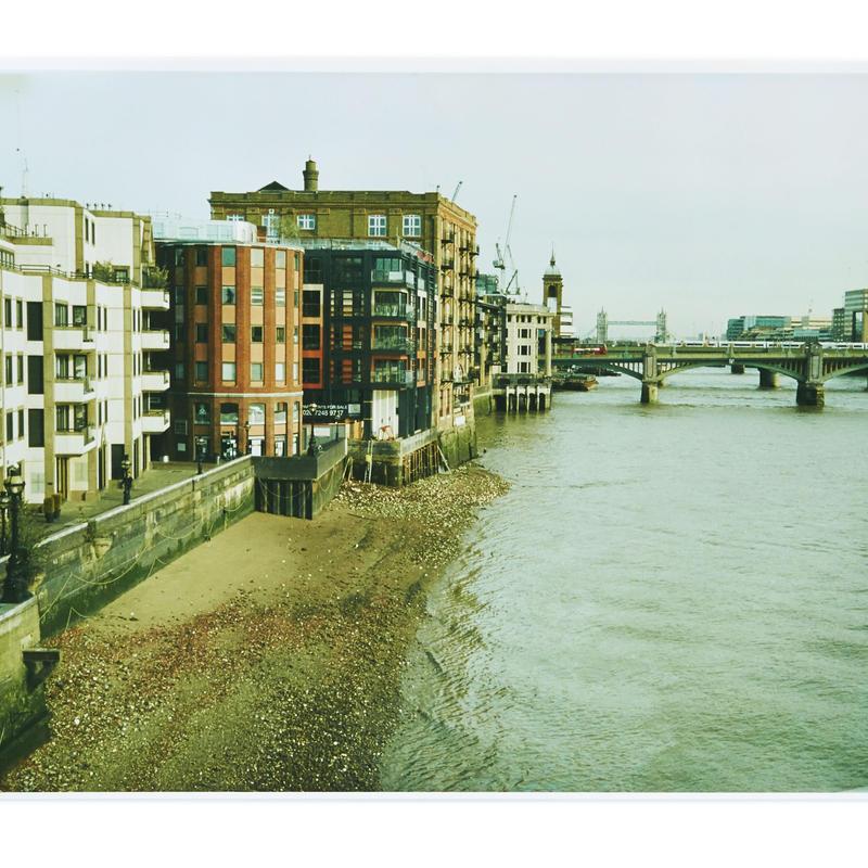 Original Print - London 2/2