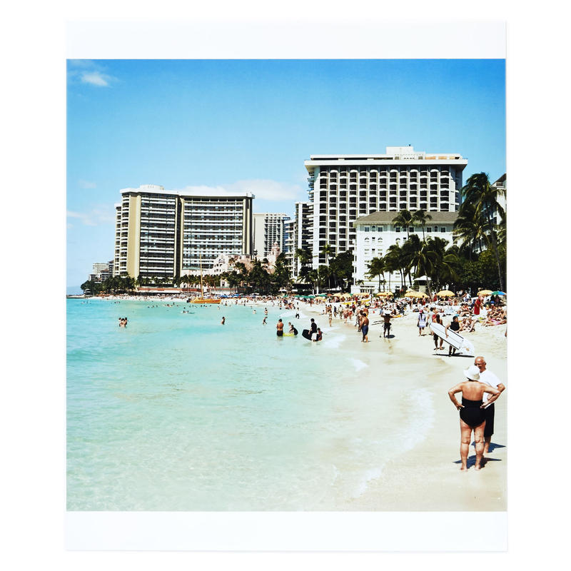Original Print - Waikiki Beach M 1/1