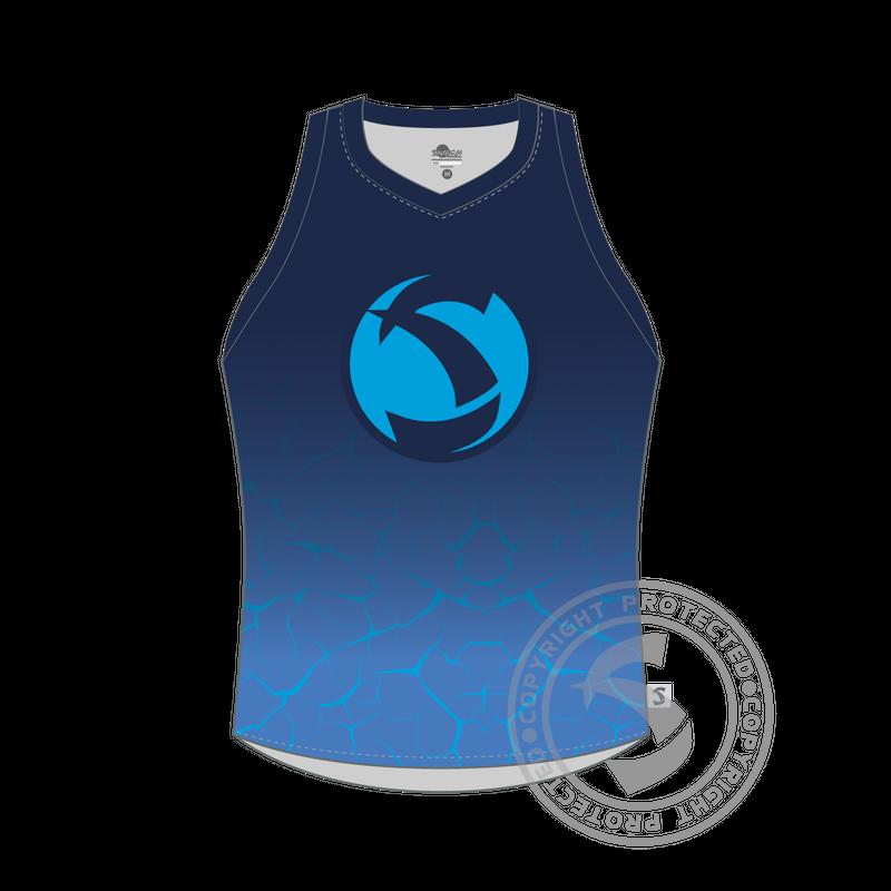Shatter Graphic Vest