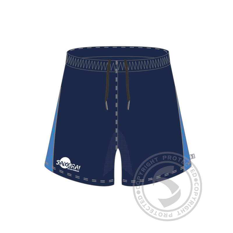 Shatter Graphic Leisure Shorts