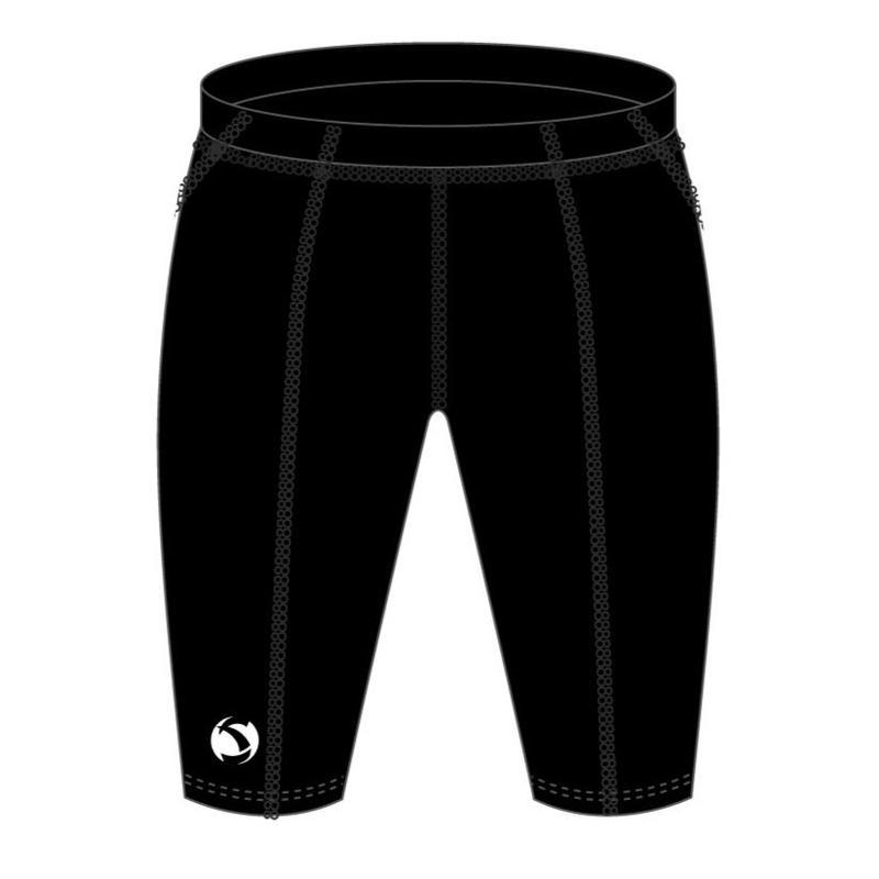 Support Shorts Ladies Black