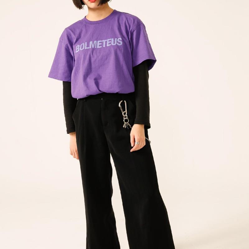 BOLMETEUS S/S tshirt Purple