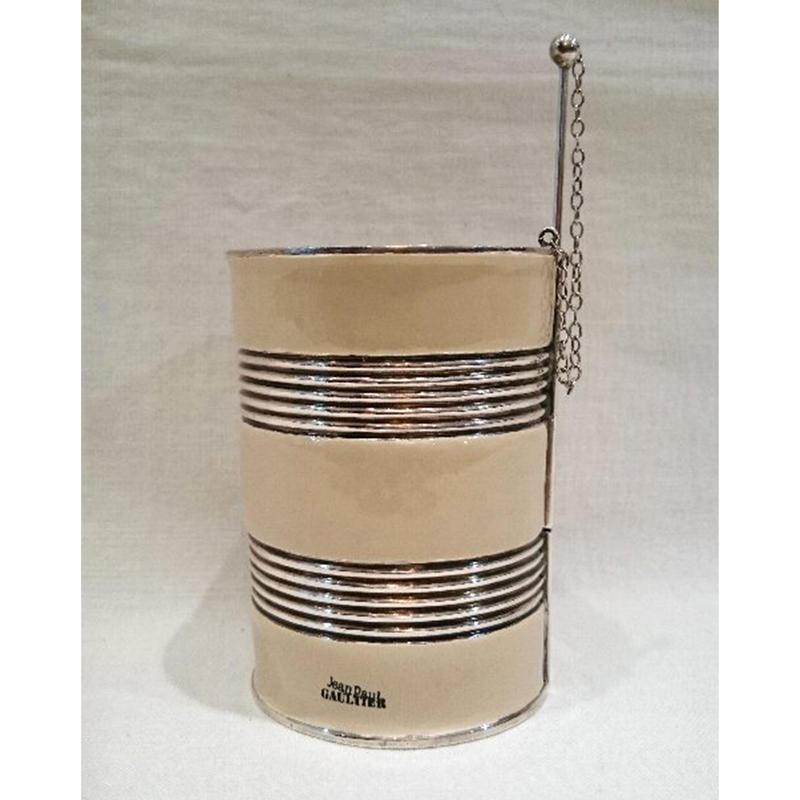 Jean Paul Gaultier フレグランス缶 モチーフ バングル〔ASGB-CA1-2051〕