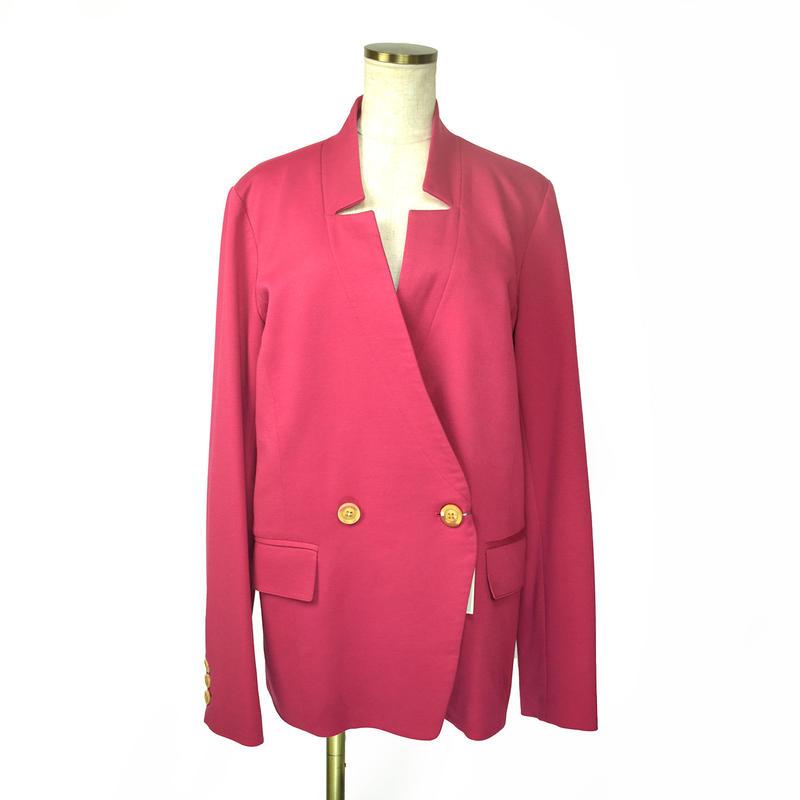 QUARTER FLASH カラージャケット〔1670309〕(Pink)