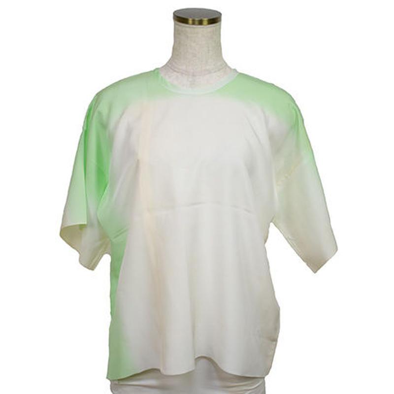 goto asato   Happiness T-shirt     〔HP-TS01G〕 (Emerald Green Grad)