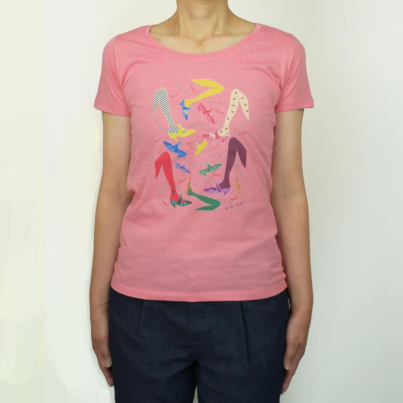 de la Vieux  オリジナルTシャツ  [DL201-1]  (S)