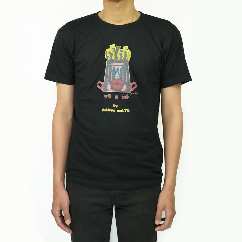 de la Vieux  オリジナルTシャツ  [DM101]  (M)