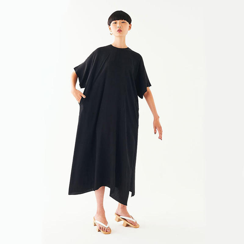goto asato   Holiday Dress  〔HP-DR01B〕(Black)