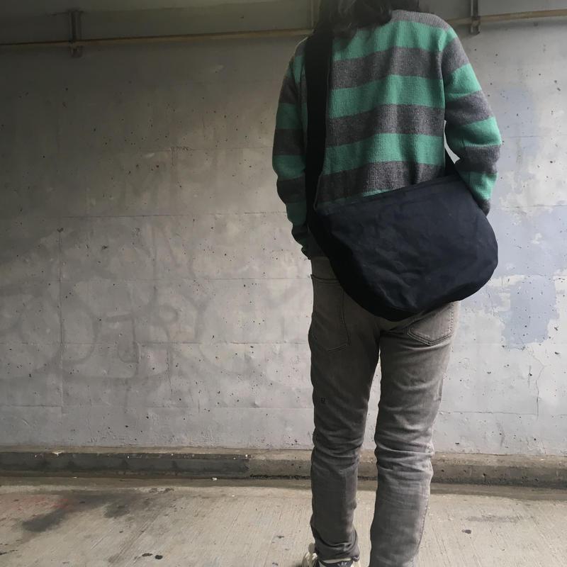 アナザープラネットバッグ S -ブラック-