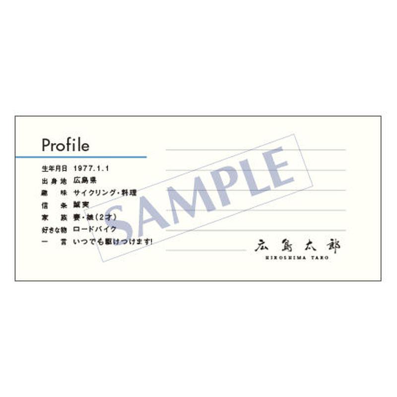 一筆箋  レギュラー  PS-0110  1ケース(50枚)