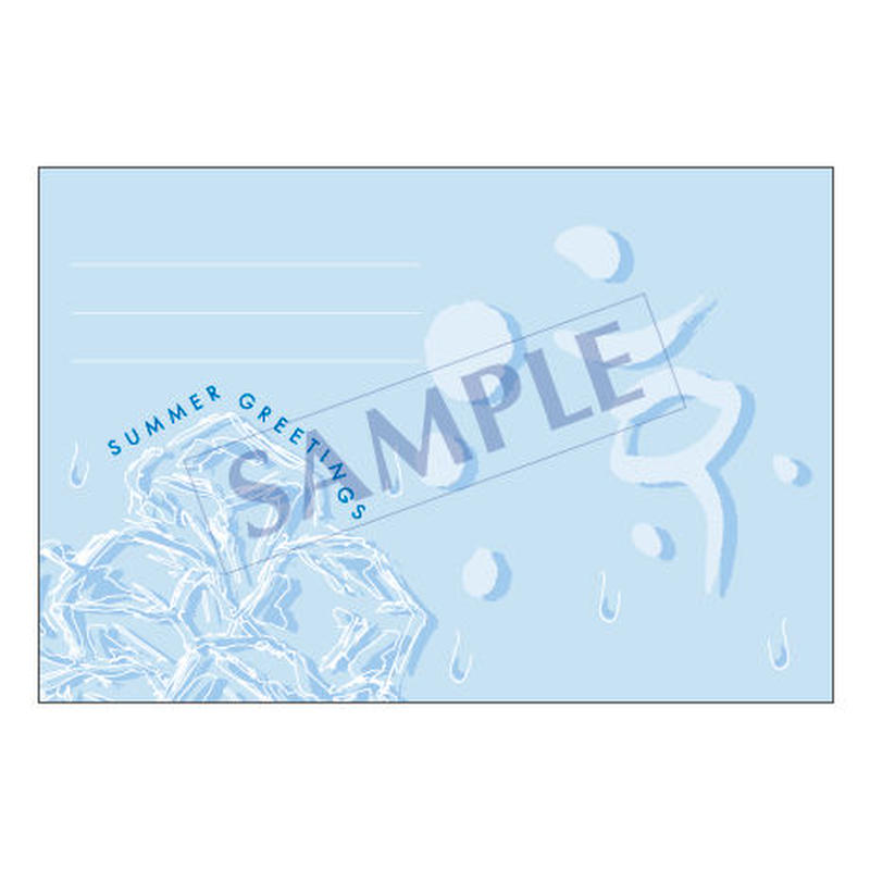 メッセージカード/季節の便り/15-0751/1セット(10枚)