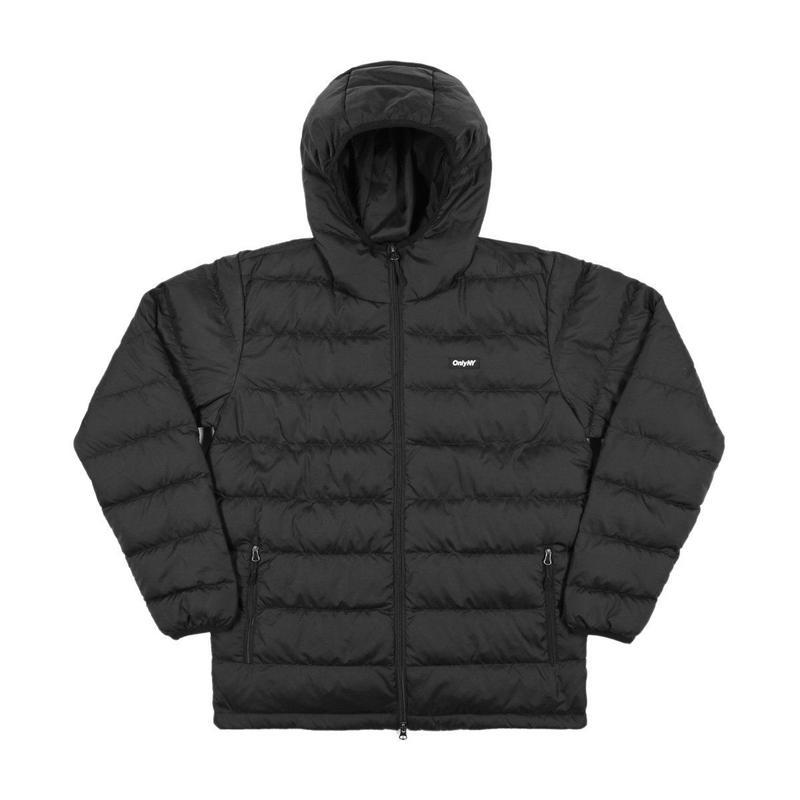 """ONLY NY"" Summit Down Jacket (Black)"