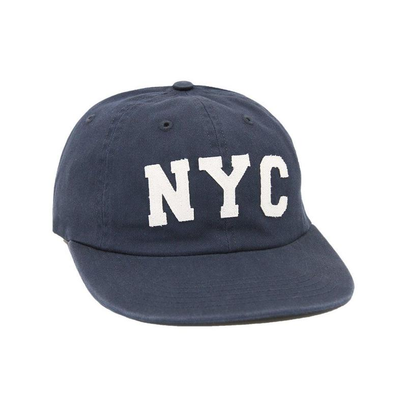 """ONLY NY"" NYC Polo Hat (Navy)"