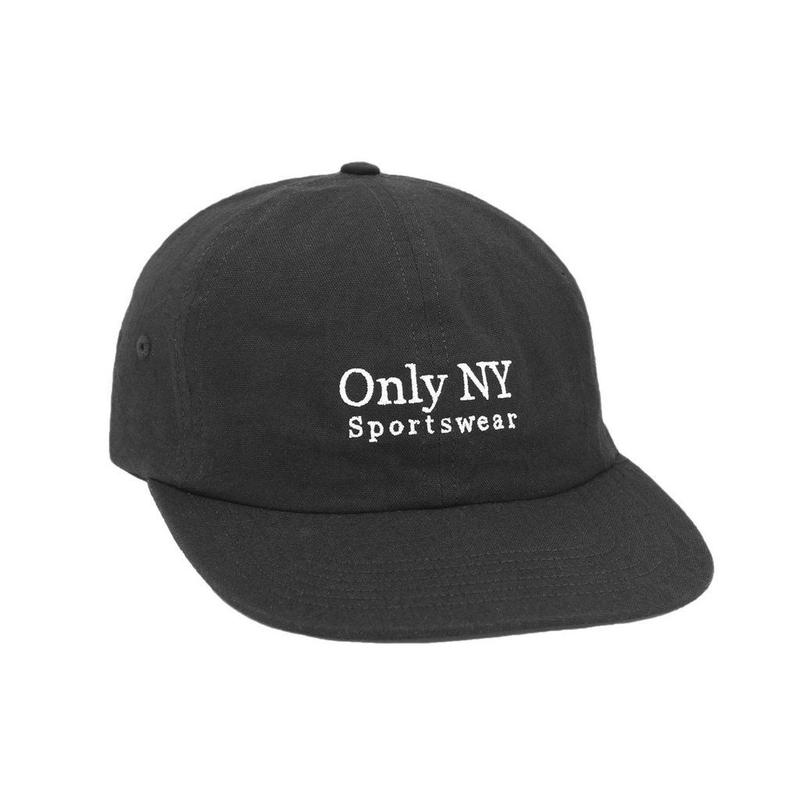 """ONLY NY"" Guideline Polo Hat (Black)"