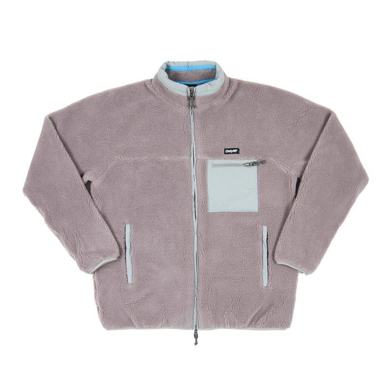 """ONLY NY"" Alpine Fleece (Lavender)"