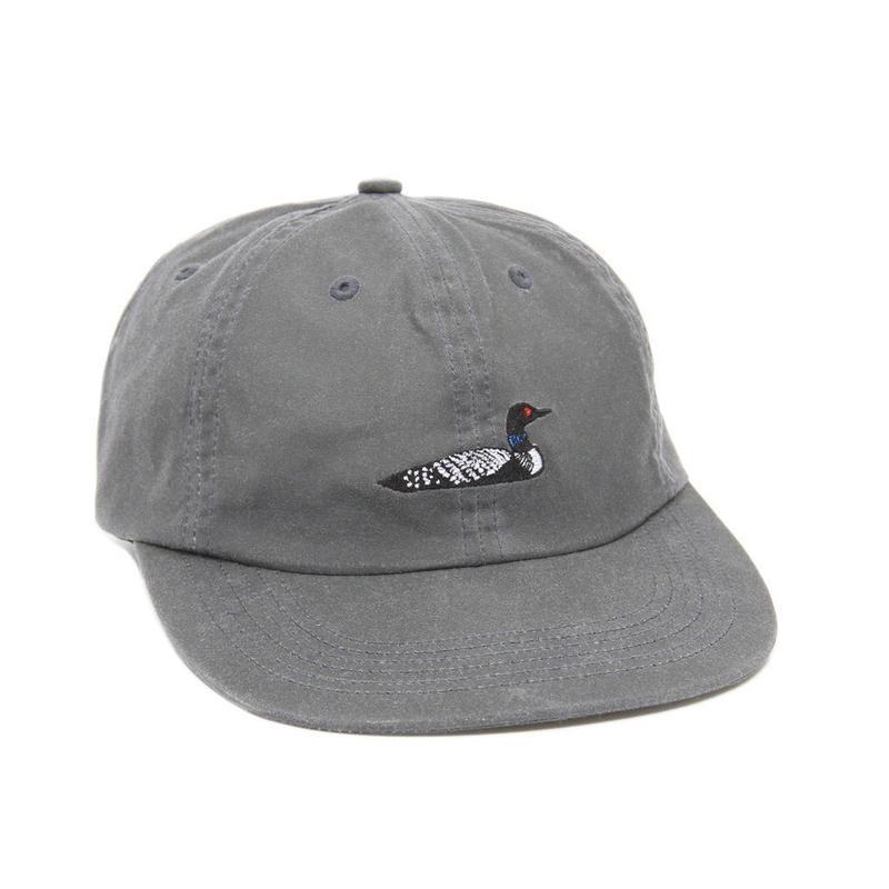 """""""ONLY NY""""Loon Polo Hat (Graphite)"""