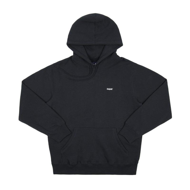 """ONLY NY"" Block Logo Hoody (Midnight Navy)"
