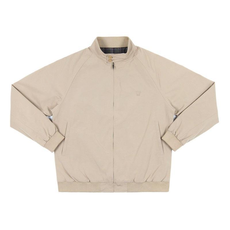 """ONLY NY"" Golf Jacket (Khaki)"