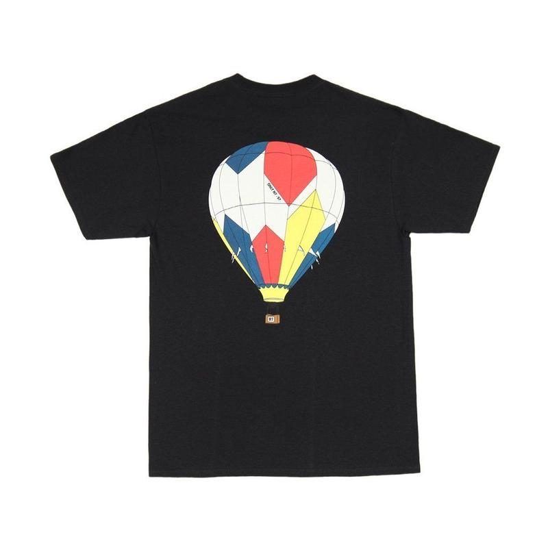 """ONLY NY"" Balloon T-Shirt (Black)"