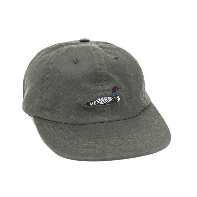 """""""ONLY NY""""Loon Polo Hat (Moss)"""