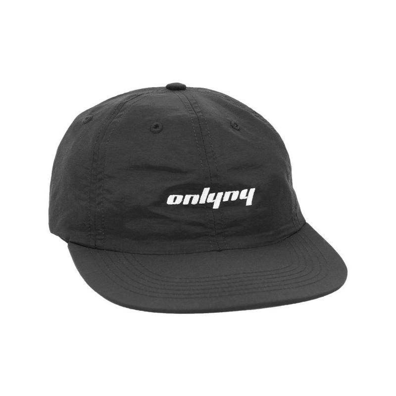 """ONLY NY"" Pace Polo Hat (Black)"