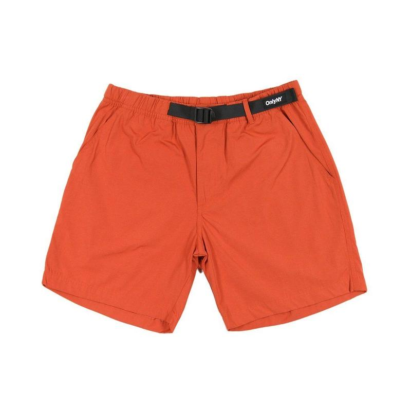 """ONLY NY"" Hiking Shorts (Salmon)"
