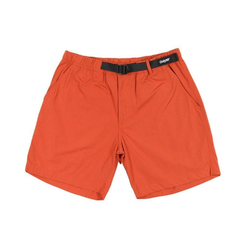 """ONLY NY"" Hiking Shorts (Salmon)"