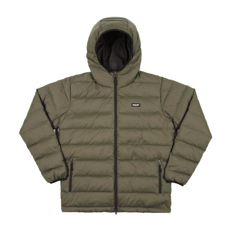 """""""ONLY NY"""" Summit Down Jacket (Olive Drab)"""