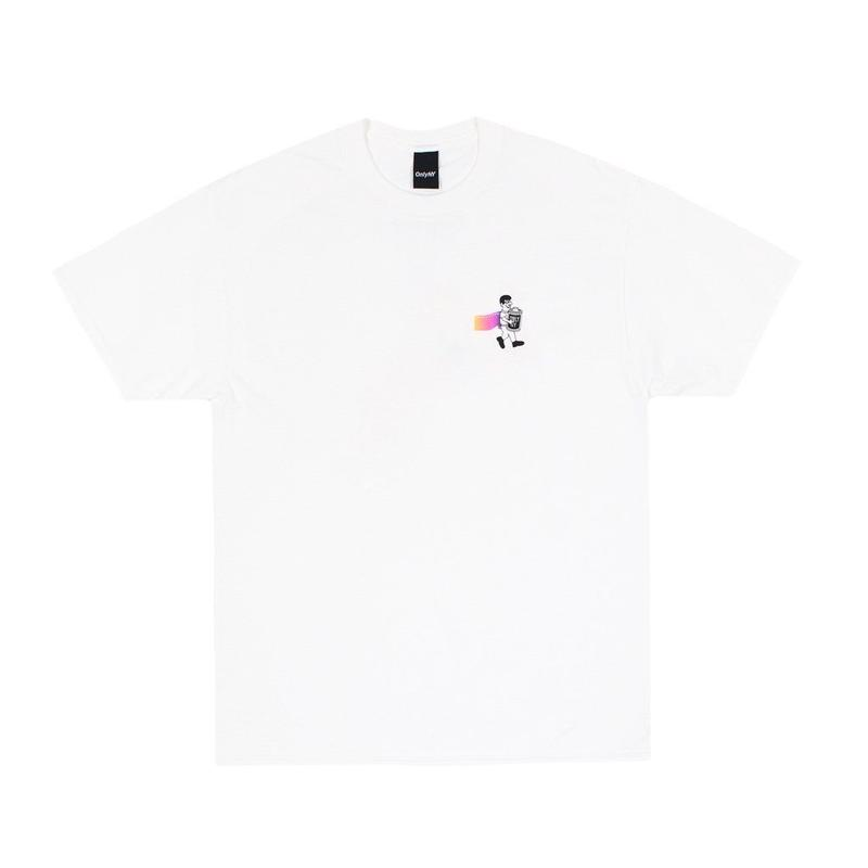 """ONLY NY"" 1 Hour Photo T-Shirt (White)"