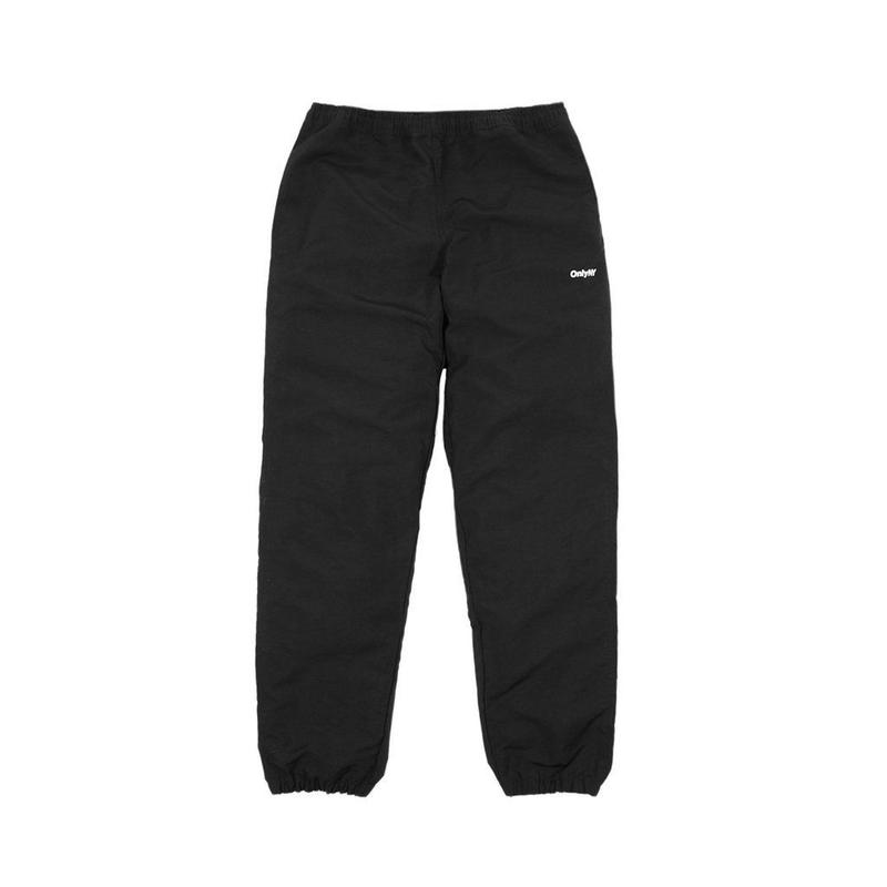"""ONLY NY"" Track Pants (Black)"