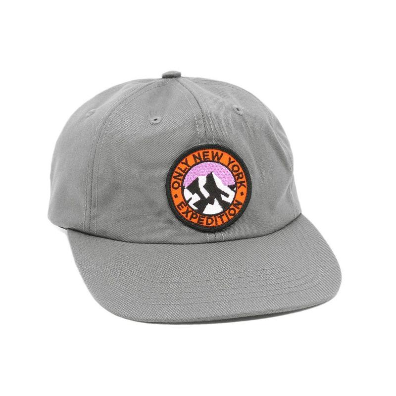 """""""ONLY NY"""" Expedition Cordura® Hat (Slate)"""