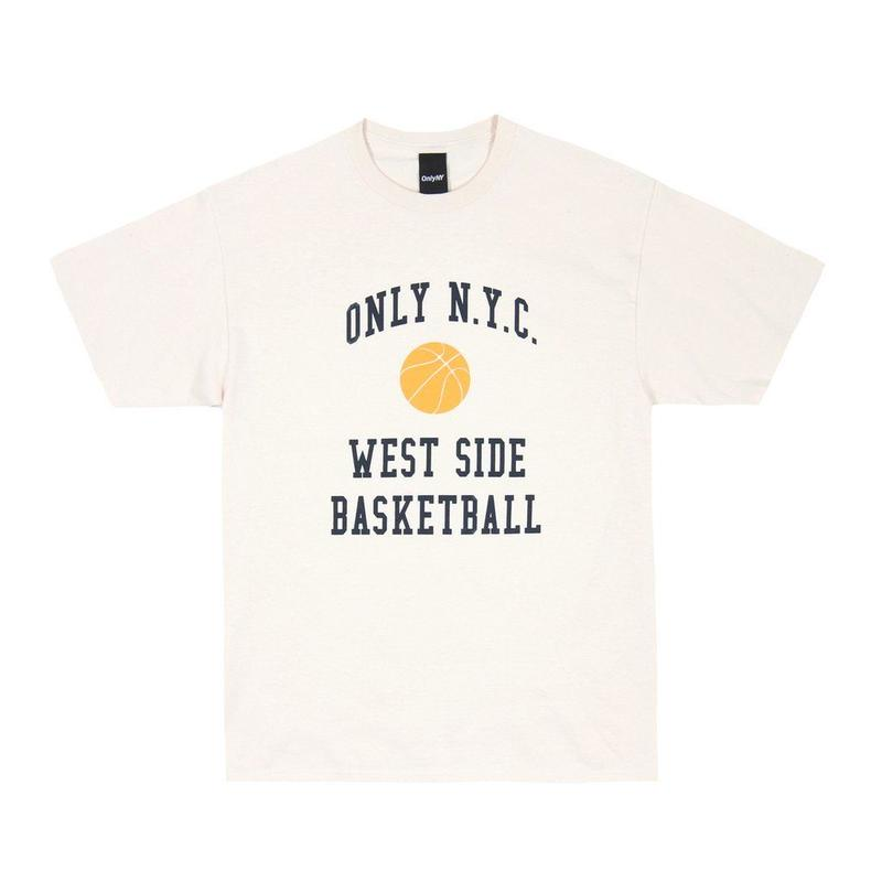 """""""ONLY"""" West Side Basketball T-Shirt"""
