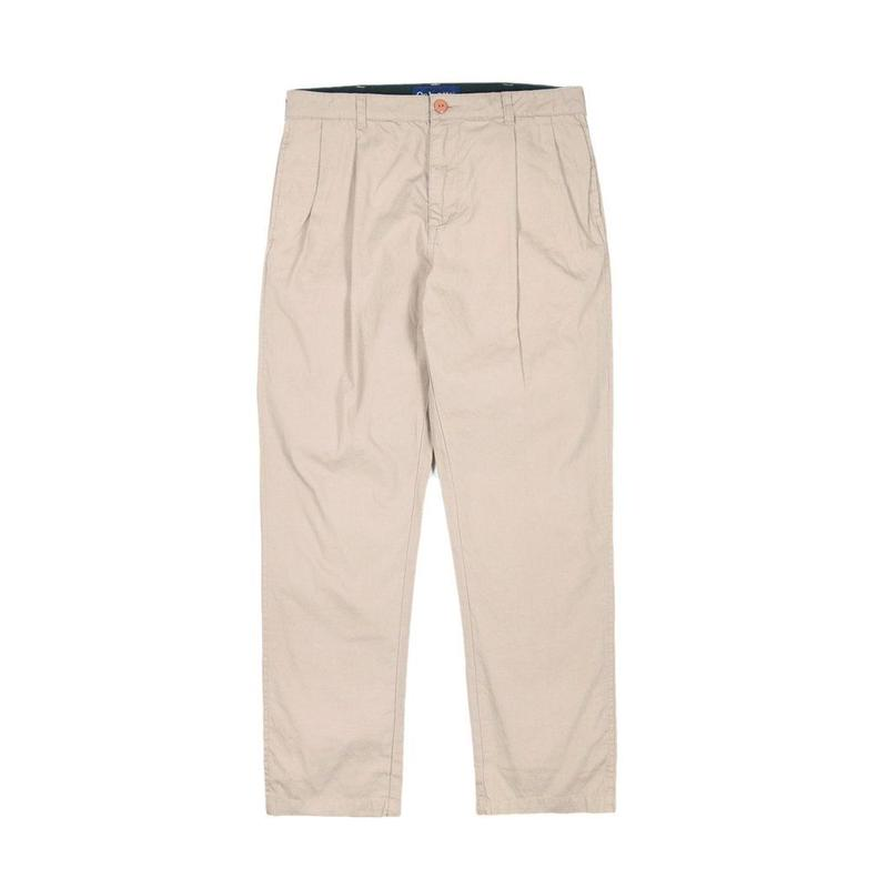 """ONLY"" Pleated Chino Pants"