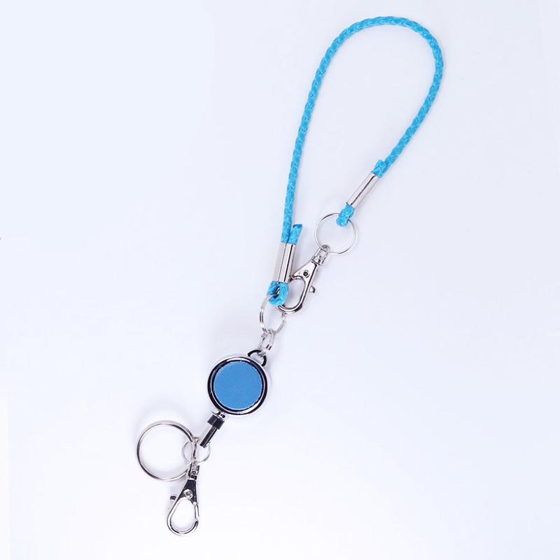 dunn reel strap DRS05 コバルトブルー