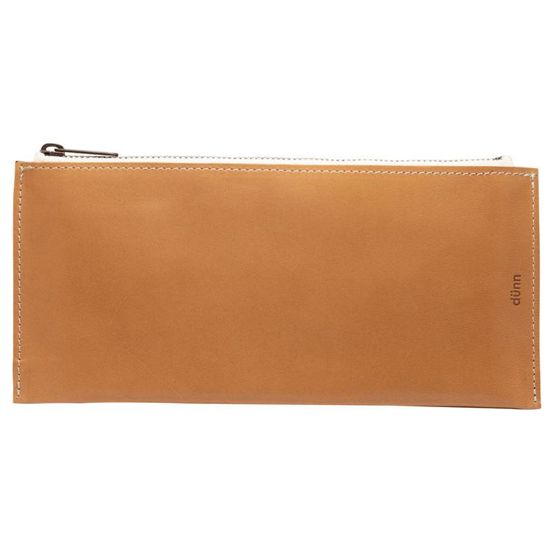 "dunn passport & pencase""Altern model"" DPA01 アイボリーホワイト"