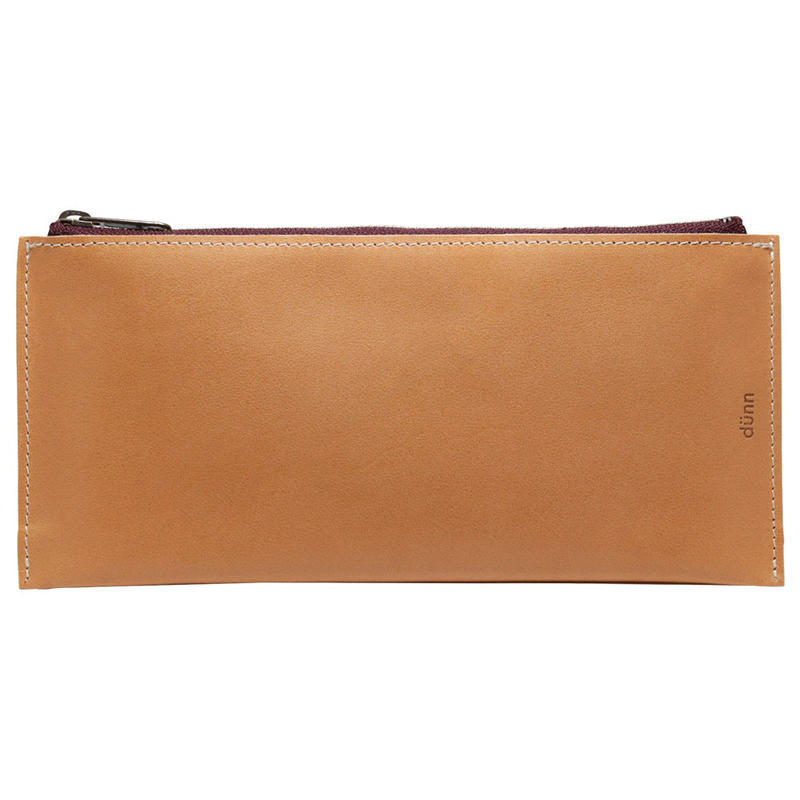 "dunn passport & pencase""Altern model"" DPA03 クランベリー"