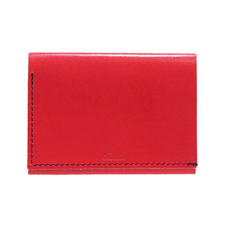 dunn 3wings wallet DTW02 レッド