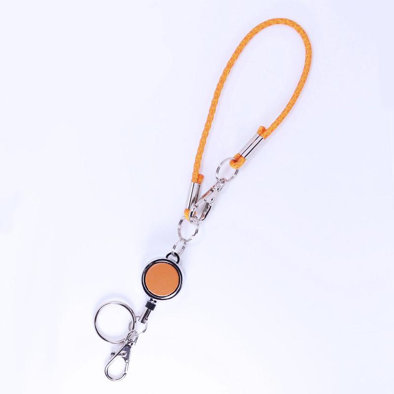 dunn reel strap DRS08 オレンジ
