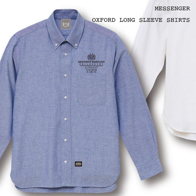 Messenger / Oxford Long Sleeve Shirts