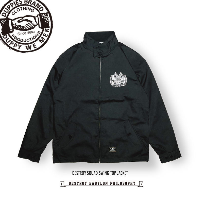Destroy Squad / Swing Top Jacket