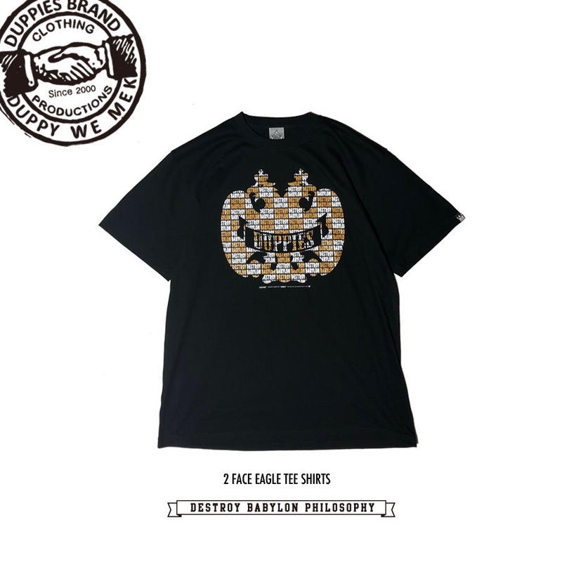2 Face Eagle / Tee Shirts